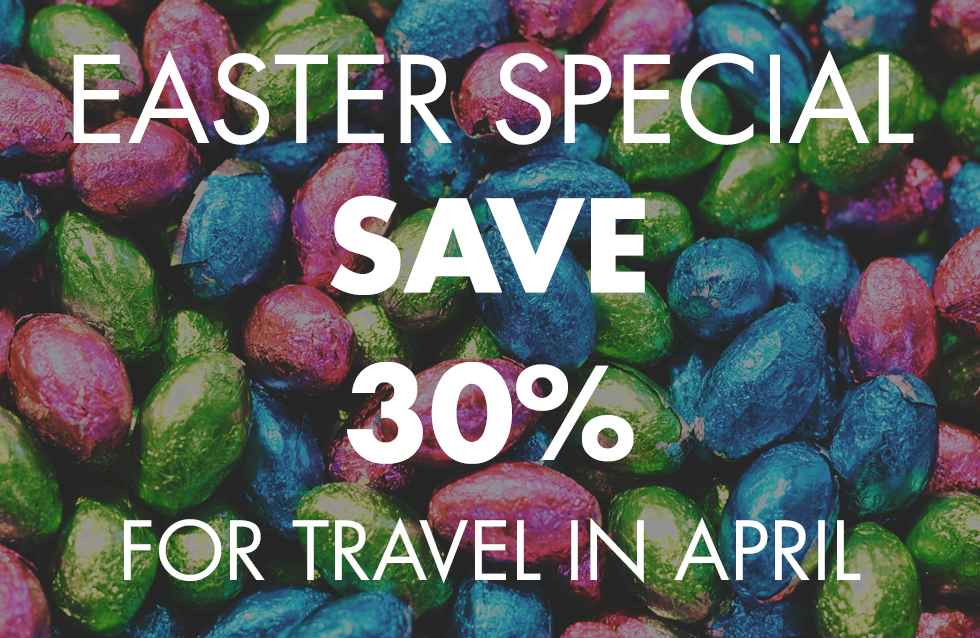 tile promoting an easter special for tanoa waterfront hotel, lautoka, fiji